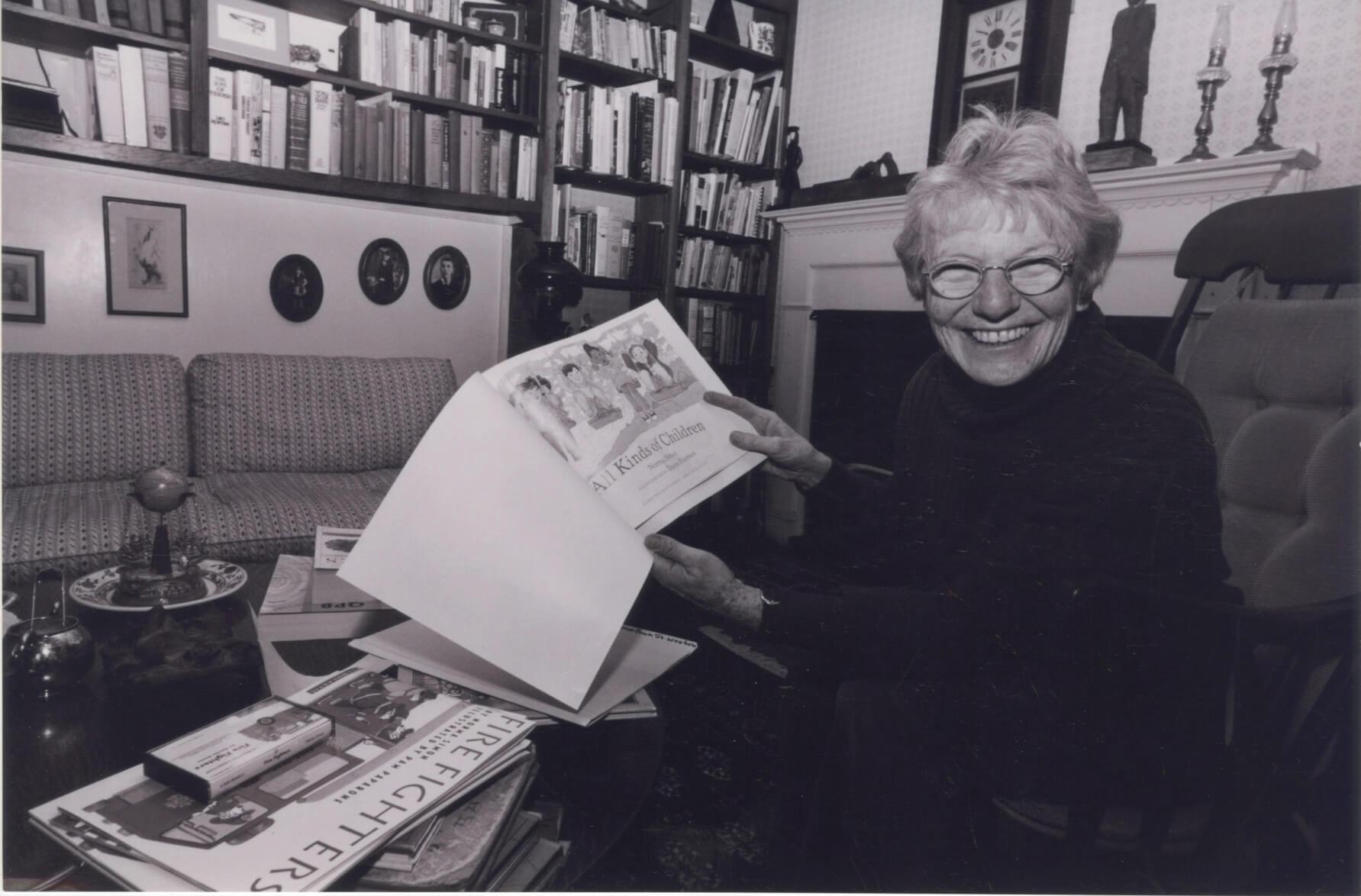 Norma Simon