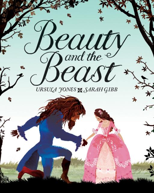 beauty and the beast albert whitman company
