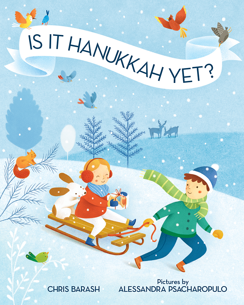 Is It Hanukkah Yet Hardcover Albert Whitman Company