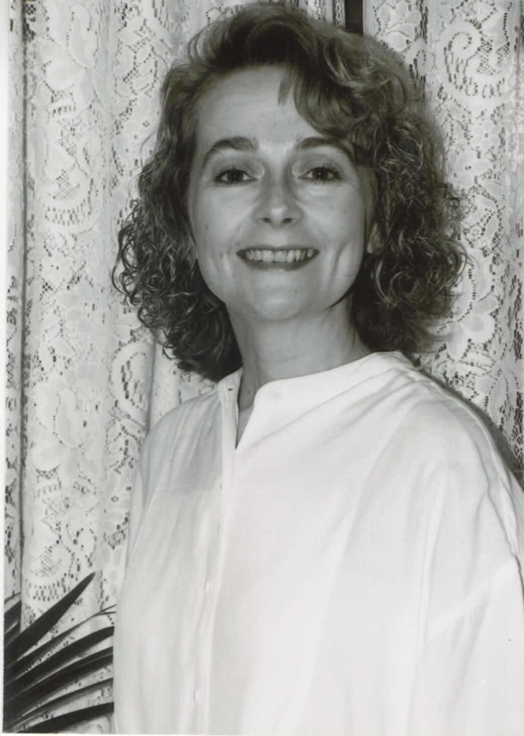 Becky Ray McCain