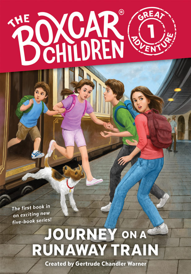 The Boxcar Children Great Adventure Archives - Albert
