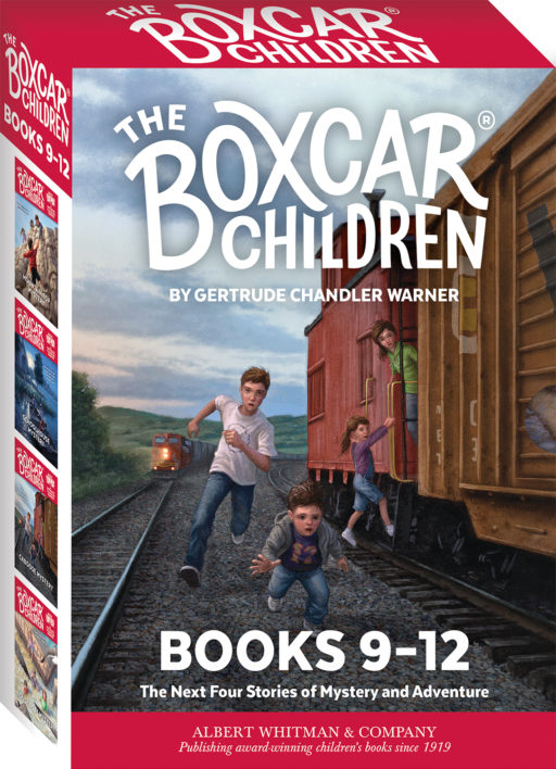 The Boxcar Children Mysteries Boxed Set 9 12