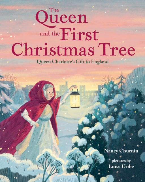queen charlotte brought her familys festive holiday yule bough from germany to england while planning a christmas day party in 1800 at windsor castle for - When Was The First Christmas